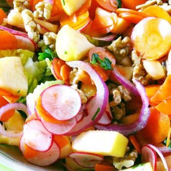 Σαλάτες Menu Οργάνωση Δεξιώσεων | Gk Catering