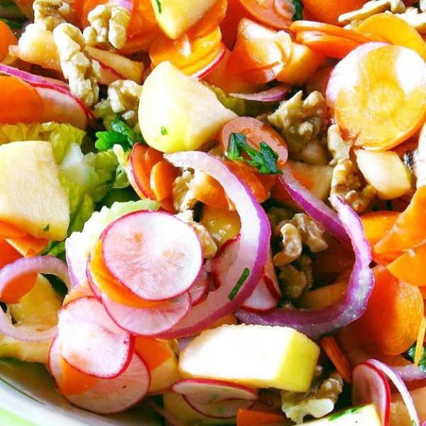 Σαλάτες Menu Οργάνωση Δεξιώσεων   Gk Catering