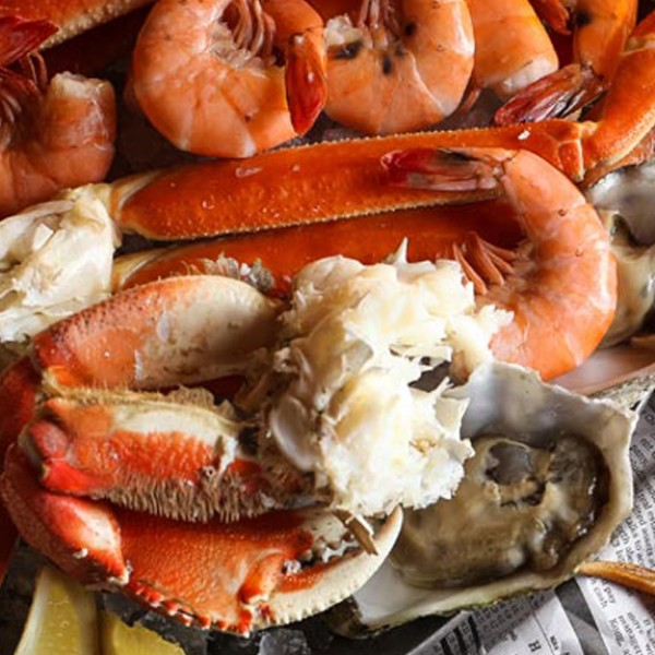 Sea foods  Menu Οργάνωση Δεξιώσεων   Gk Catering
